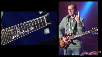 "Taratata Backstage - Joe Bonamassa (""Oh Beautiful"" cover ""Midnight blues"")"