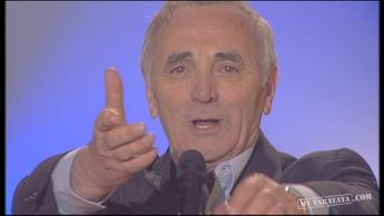 """Charles Aznavour """"Emmenez-Moi"""" (1996)"""