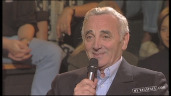 Interview Charles Aznavour (1995)