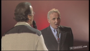 "Charles Aznavour / Michel Fugain ""For Me Formidable"" (1995)"