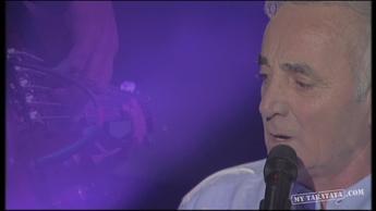 """Charles Aznavour """"Le Temps"""" (1995)"""