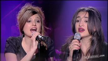 """Camelia Jordana / L """"Les Dessous Chics"""" (2010)"""