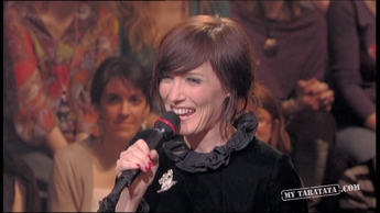 Interview Sarah Blasko (2010)