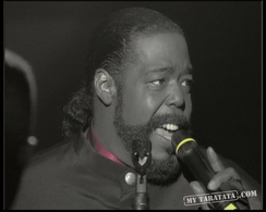 "Barry White / China Black ""Let The Music Play"" (1995)"
