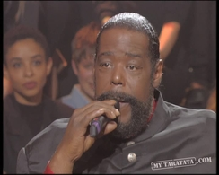 Interview N°2 Barry White (1995)