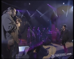 """Barry White / Liane Foly """"Just The Way You Are"""" (1995)"""