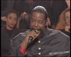 Interview Barry White / China Black (1994)