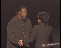 Interview Barry White / Liane Foly (1995)