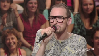Interview Christophe Willem (2009)