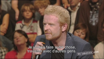Interview Craig Walker / Eiffel (2009)