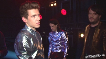 "Taratata Backstage - Klaxons (""There is no other time"" + ""It's not over yet"") [2"