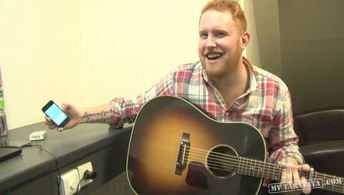 "Taratata Backstage - Gavin James (Répèt ""Remember me"" + cover ""Get Lucky"")"