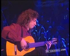 "Eric Fernandez (Guitariste Catherine Lara) ""Improvisation guitare"" (1993)"