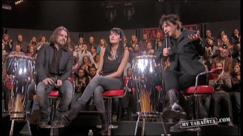 Interview Indochine / Suzanne Combo (2010)