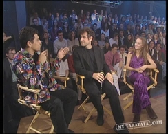 Interview  Johnny Clegg / Vanessa Paradis (1993)