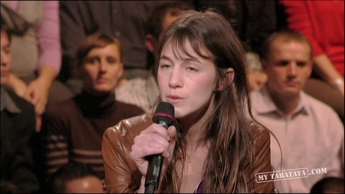 Interview Charlotte Gainsbourg (2009)