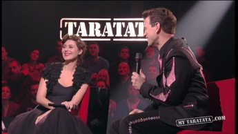Interview Chris Isaak / Emilie Simon (2012)