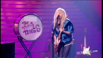 "The Ting Tings ""Hang It Up"" (2012)"