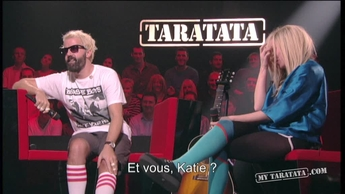 Interview The Ting Tings (2012)