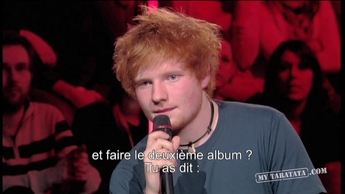 Interview Ed Sheeran (2012)