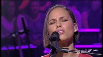 "Alicia Keys ""Fallin'"" (2012)"