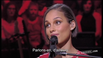 Interview Alicia Keys (Partie 3) (2012)
