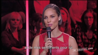 Interview N°2 Alicia Keys (2012)