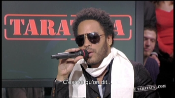 Interview Lenny Kravitz + Bonus (2008)