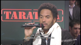 Interview Lenny Kravitz (2008)