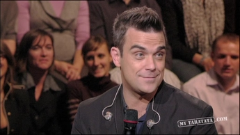 Interview Robbie Williams N°1 (2010)