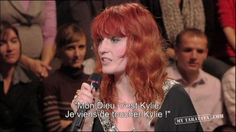 Interview Florence & The Machine (2010)
