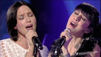 "Nolwenn Leroy / Andréa Corr ""Woman Of Ireland"" (2011)"