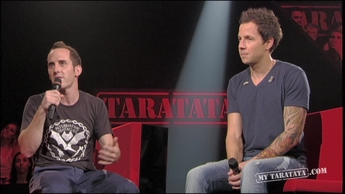 Interview Simple Plan (2011)