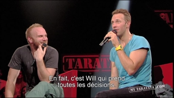 Interview Coldplay (2011)