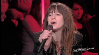 Interview Charlotte Gainsbourg (2012)