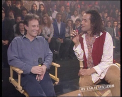 Interview Yannick Noah / Murray Head (1993)