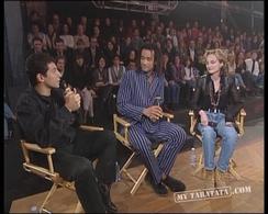 Interview Patricia Kaas / Yannick Noah (1993)