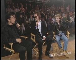 Interview Patricia Kaas / The Kinks (1993)