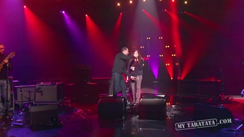 "TARATATA Backstage Olivia Ruiz & Orelsan (""My Lomo & Me"" + cover ""You got me"")"