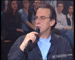 Interview Les Charts - Michel Fugain (1993)