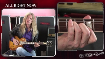 Taratata Master Class - Adrian Vandenberg - All Right Now (Free)