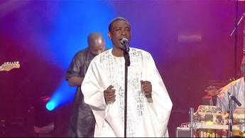"""Youssou N'Dour + Percu (David Charrier) """"Marley"""" (2010)"""