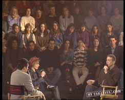 Interview Alain Chamfort / Nina Morato (1993)