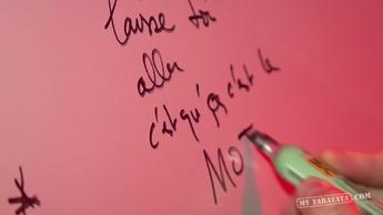 """Backstage -M- (Live TV rehearsal """"Mojo"""" + cover """"Et moi et moi et moi"""" 2012)"""