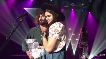 Backstage Angus Stone - Bird on the Buffalo - True Colours + Soko (2012)