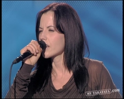 "Dolores O'Riordan ""In the ghetto"" (2007)"