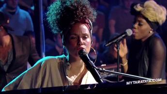 """Alicia Keys """"In Common"""" (2016)"""