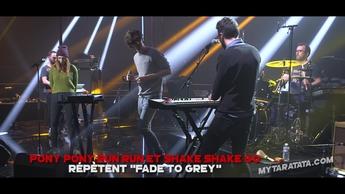 Répétitions 506e de Taratata avec Pony Pony Run Run, Shake Shake Go (2016)
