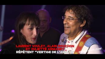 Répétitions Taratata Cali, Olivia Ruiz, Laurent Voulzy, Alain Souchon (2016)