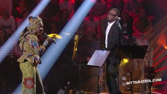 "Youssou Ndour / Angélique Kidjo ""Get Up Stand Up"" (Bob Marley) (2016)"